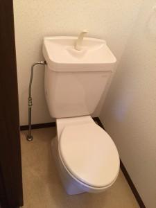 サンコーポラスⅢトイレ