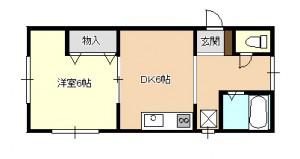 寺田コーポ202