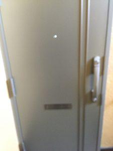 松見が丘ハイツ 玄関ドア