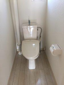 松見が丘ハイツ トイレ