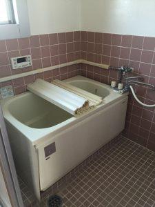 松見ヶ丘ハイツ 浴室