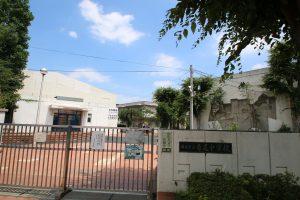 寺尾中学校