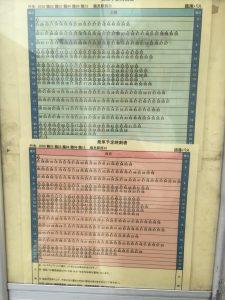 東寺尾バス停4