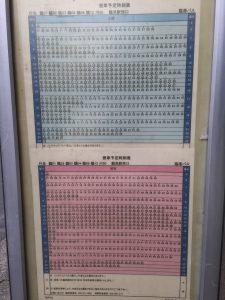 亀甲山バス停