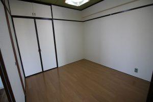 共和マンション 洋室1