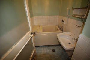 共和マンション 浴室