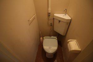 共和マンション トイレ