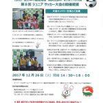 第8回全日横浜支部長杯ジュニアサッカー大会チーム募集