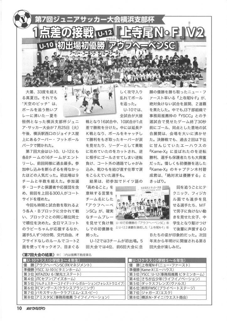 サッカー大会3