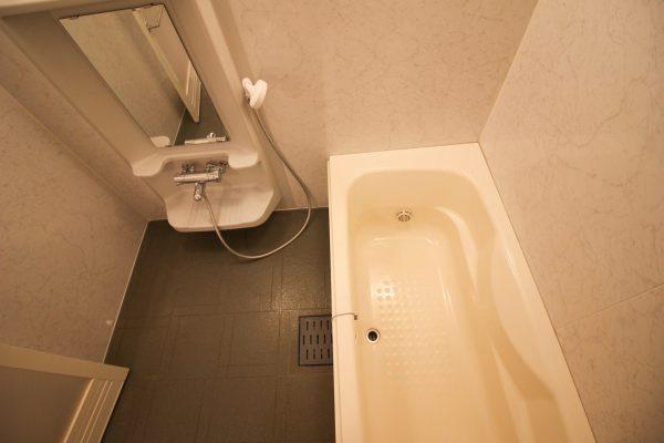 ユーパリノスの丘浴室