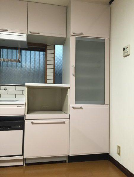 東寺尾1丁目貸家 カップボード