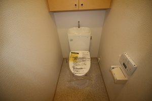 藤和シティコープ三ツ池トイレ完成