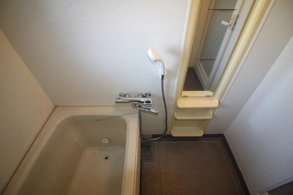 プレセランス鶴見 浴室