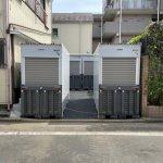 横浜市鶴見区向井町4丁目バイク駐車場ご紹介